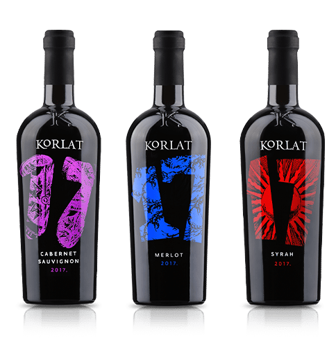 Korlat vines 17 range